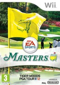 Tiger Woods Tour 12 The Masters Wii