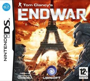 Tom Clancy's Endwar Nintendo Ds
