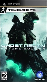 Tom Clancy's Ghost Recon 4 Future Soldier PSP