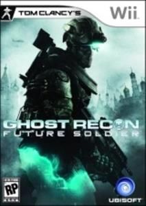 Tom Clancy's Ghost Recon Future Soldier Nintendo Wii