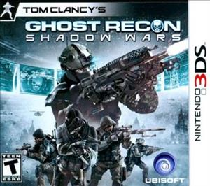 Tom Clancy's Ghost Recon Shadow Wars Nintendo 3Ds