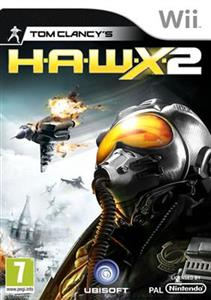 Tom Clancy's HAWX 2 Nintendo Wii