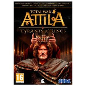 Total War Attila Tyrants and Kings PC