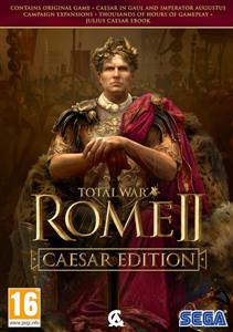 Total War ROME II Caesar Edition PC