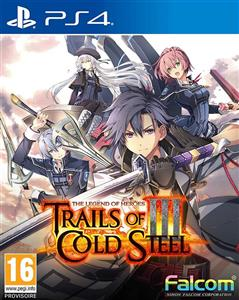Trails Of Cold Steel III Early Enrollment Edition PS4