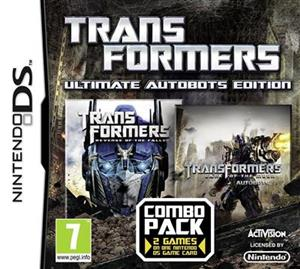 Transformers Ultimate Autobots Edition Nintendo DS