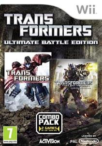 Transformers Ultimate Battle Edition Nintendo Wii