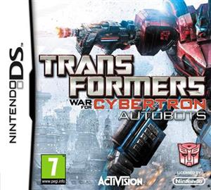 Transformers War For Cybertron Autobots Nintendo Ds