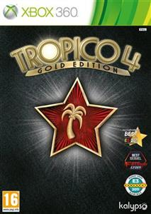 Tropico 4 Gold Edition Xbox360