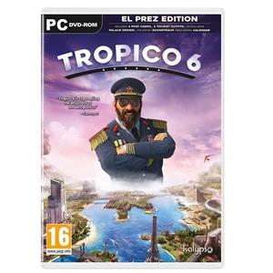 Tropico 6 El Prez Edition PC