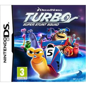 Turbo Super Stunt Squad Nintendo Ds
