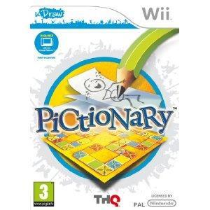 Udraw Pictionary Nintendo Wii