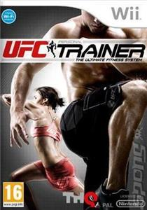 UFC Personal Trainer Incl. Fitness Belt Nintendo Wii