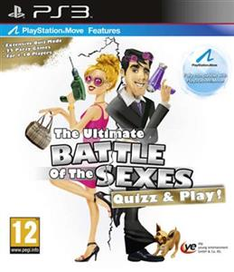 Ultimate Battle of the Sexes (Move) PS3