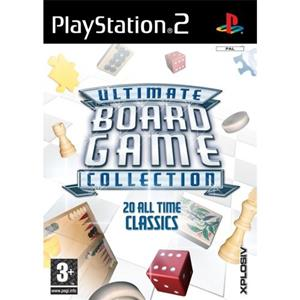 Ultimate Board Games Ps2