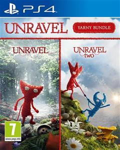 Unravel Yarny Bundle PS4