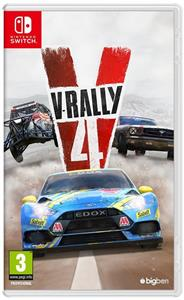 V-Rally 4 Nintendo Switch