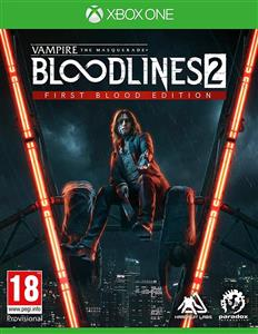 Vampire The Masquerade Bloodlines 2 Xbox One