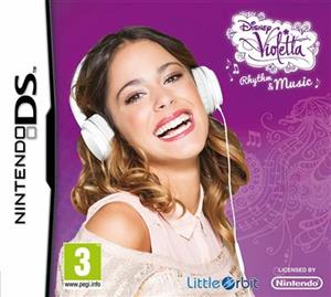Violetta Rhythm And Music Nintendo Ds