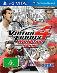 Virtua Tennis 4 World Tour Edition PS Vita