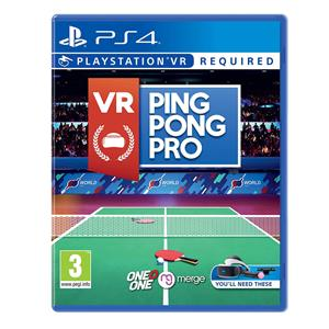 VR Ping Pong Pro PS4