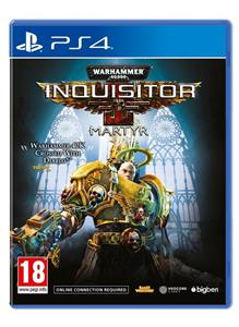 Warhammer 40K Inquisitor Martyr PS4