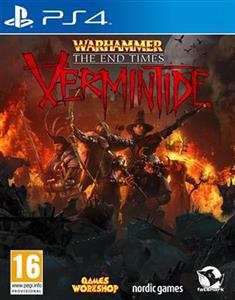 Warhammer End Times Vermintide PS4