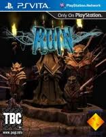 Warrior's Lair (Ruin) PS Vita