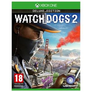 Watch Dogs 2 Deluxe Edition Xbox One