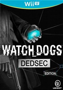 Watch Dogs Dedsec Edition Nintendo Wii U