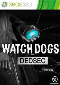 Watch Dogs Dedsec Edition Xbox360