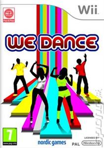 We Dance Nintendo Wii