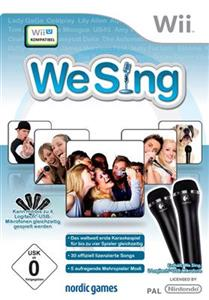 We Sing Bundle Nintendo Wii