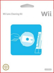Wii Cleaning Kit Nintendo Wii