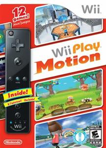 Wii Play Motion With Remote Plus Black Nintendo Wii