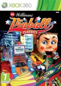 Williams Pinball Classics Xbox360