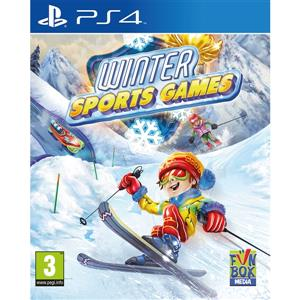 Winter Sports Games PS4