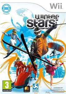 Winter Stars Nintendo Wii
