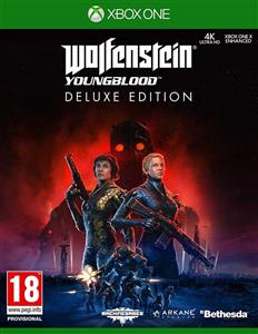 Wolfenstein Younglood Xbox One