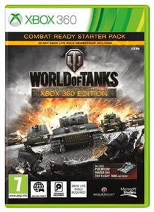 World Of Tanks Combat Ready Starter Pack Xbox360