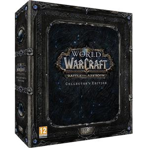 World of Warcraft Battle For Azeroth Collector's Edition PC