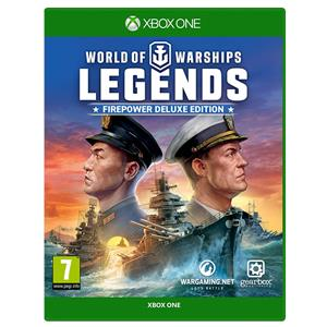 World Of Warships Legend Xbox One