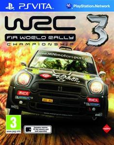 WRC 3: World Rally Championship 3 Ps Vita