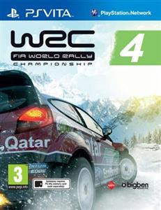 WRC 4 FIA World Rally Championship Ps VIta