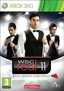 WSC Real 11 World Snooker Championship Xbox360