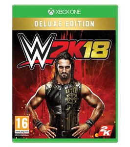 WWE 2K18 Deluxe Edition Xbox One