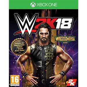 WWE 2K18 WrestleMania Edition Xbox One