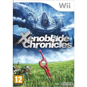 Xenoblade Chronicles Nintendo Wii