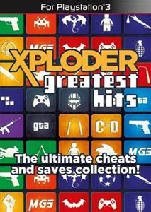 Xploder Greatest Hits PS3