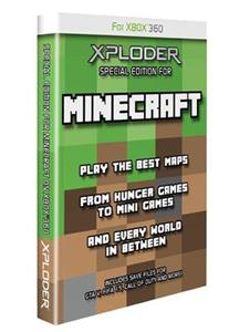 Xploder Special Edition for Minecraft Xbox360